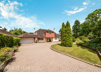 5 bed detached house for sale in The Downsway, Sutton SM2