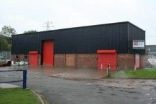 Thumbnail Industrial for sale in Union Close, Kettlebrook, Tamworth