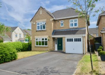 Thumbnail 4 bed detached house for sale in Millbrook Close, Oswaldtwistle, Accrington