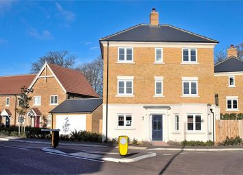 Thumbnail 4 bed detached house for sale in Aspen Terrace, Woodlands Park Drive, Dunmow