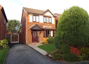 Thumbnail 3 bed detached house for sale in Leesands Close, Fulwood, Preston, Lancashire