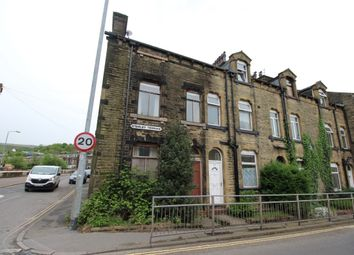 Thumbnail 4 bed terraced house for sale in Halifax Road, Todmorden