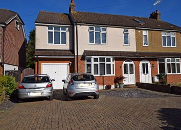 Thumbnail 4 bed semi-detached house for sale in Marshall Road, Rainham