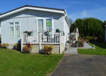 Thumbnail 3 bed bungalow for sale in Bradgate Caravan Park Manston Court Road, Margate