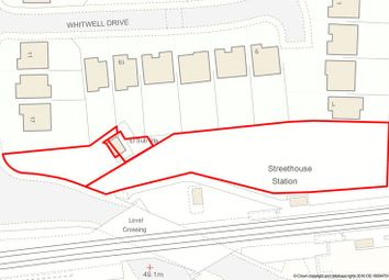 Thumbnail Land for sale in North Of Whinney Lane, Streethouse, Pontefract, West Yorkshire