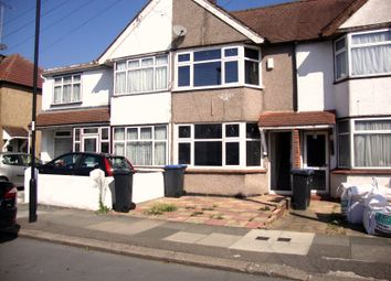 Thumbnail 2 bed terraced house to rent in St Mary's Road, Edmonton