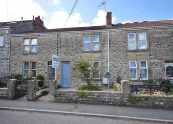 Thumbnail 2 bed terraced house for sale in Lansdown View, Timsbury, Bath