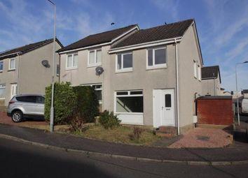 Thumbnail 3 bedroom semi-detached house to rent in Fraser Drive, Kirkmuirhill, Lanark