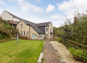 Thumbnail 4 bed detached house for sale in Main Street, Kilwinning