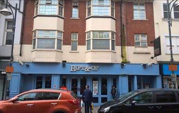 Thumbnail Pub/bar to let in Former Rift & Co, 48-50 High Street, Watford, Hertfordshire