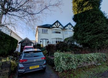 Thumbnail 4 bed semi-detached house for sale in Breary Lane, Bramhope, Leeds