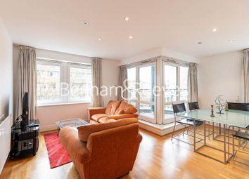 Thumbnail 2 bed flat to rent in Beckford Close, Kensington