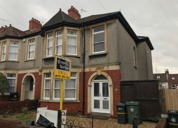 Thumbnail 3 bed end terrace house for sale in Norton Road, Bristol, Somerset