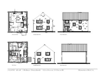 Thumbnail 4 bed semi-detached house to rent in Cornfield Way, North Tawton