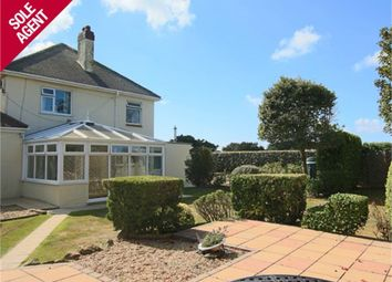 Thumbnail 3 bed semi-detached house for sale in Rue Des Pointes, La Rue Du Camp D'ebat, Torteval, Guernsey