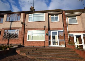 Thumbnail 3 bed terraced house for sale in Torbay Road, Allesley Park, Coventry