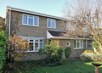 Thumbnail 4 bed detached house for sale in Wychwood Drive, Blackfield, Southampton