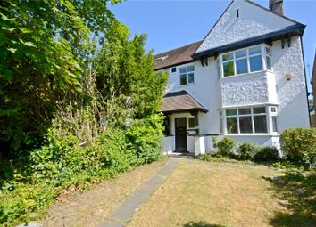 Thumbnail 3 bed flat for sale in Lower Addiscombe Road, Addiscombe, Croydon