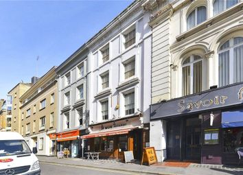 Thumbnail 3 bed flat to rent in Coptic Street, London