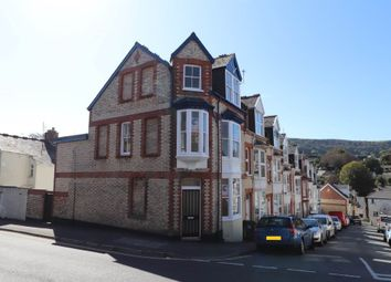 Thumbnail 5 bed end terrace house for sale in Burrow Road, Ilfracombe