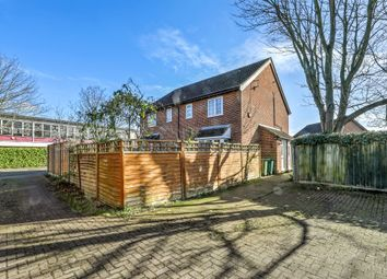 Thumbnail 1 bed semi-detached house for sale in Bryony Way, Sunbury-On-Thames