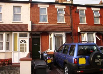 Thumbnail 5 bed terraced house to rent in Rucklidge Avenue, London
