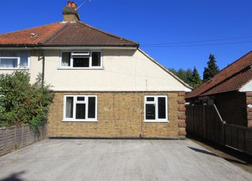 Thumbnail 5 bed semi-detached house for sale in The Greenway, Cowley, Uxbridge
