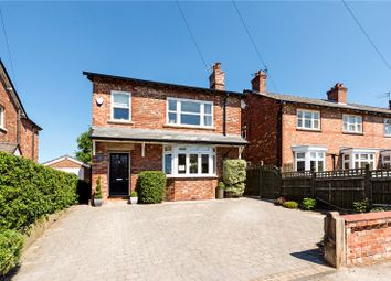 Thumbnail 4 bed detached house for sale in Chapel Lane, Wilmslow, Cheshire