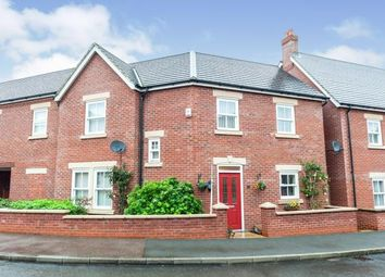 Thumbnail 3 bed link-detached house for sale in Crowsley Road, Kempston, Bedford, Bedfordshire