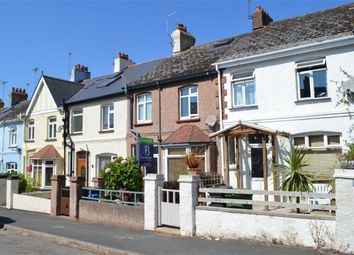 Thumbnail 3 bedroom terraced house for sale in Clarence Road, Budleigh Salterton, Devon