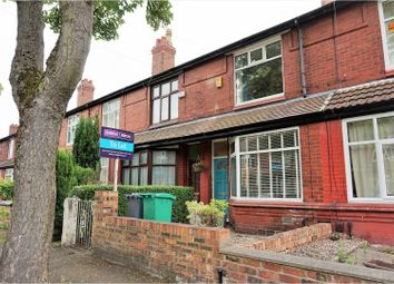 Thumbnail 2 bedroom terraced house to rent in Countess Road, Manchester
