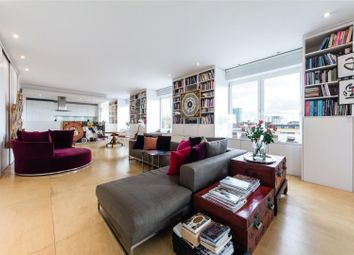 Thumbnail 3 bed flat for sale in Albert Dock, 17A New Wharf Road, Islington, London