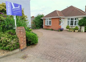 Thumbnail 3 bed bungalow for sale in Nottingham Road, Barrow Upon Soar, Loughborough