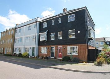 Thumbnail 4 bed terraced house for sale in St. Lawrence Mews, Eastbourne, East Sussex