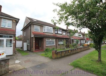 Thumbnail 5 bed semi-detached house to rent in Cunningham Avenue, Enfield