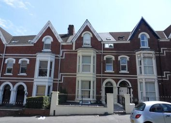 Thumbnail 1 bed flat to rent in Flat F, Sketty Road, Uplands, Swansea.