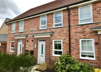 Thumbnail 2 bedroom town house to rent in Gressingham Close, Forest Town, Mansfield