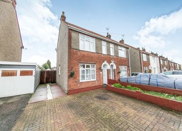 Thumbnail 3 bed semi-detached house for sale in Cavendish Avenue, Colchester