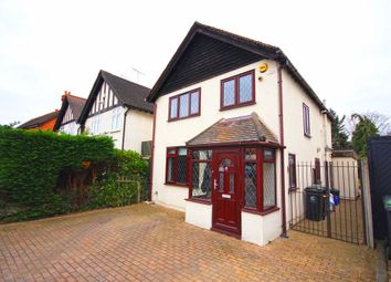 Thumbnail 3 bed detached house for sale in The Drive, Loughton