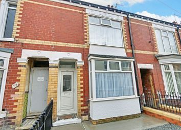 Thumbnail 2 bed terraced house for sale in Stirling Street, Hull
