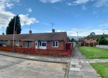 Thumbnail 1 bed bungalow to rent in Ocean Close, Leicester
