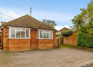 Thumbnail 3 bed detached bungalow for sale in Holmwood Avenue, Shenfield, Brentwood