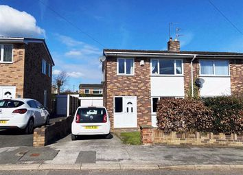 Thumbnail 3 bed semi-detached house to rent in Parc Hendy, Mold, Flintshire