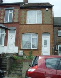 Thumbnail 2 bedroom terraced house to rent in Turners Road South, Luton