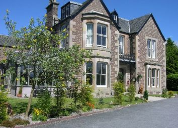 Thumbnail 8 bed detached house for sale in Crieff, Perth And Kinross