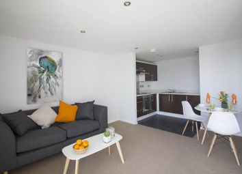 Thumbnail 1 bed flat to rent in Apartment 56, Velocity Tower, St. Mary's Gate, Sheffield