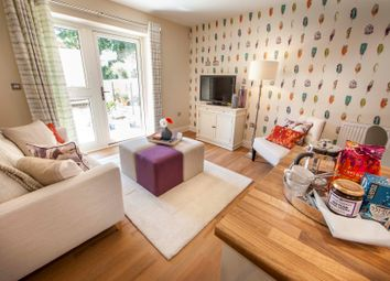 Thumbnail 1 bedroom flat for sale in Mansfield Park, Exford Drive, Southampton