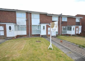 Thumbnail 2 bed terraced house to rent in Netherton Close, Chester Le Street