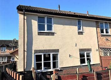 Thumbnail 1 bed end terrace house for sale in The Signals, Feniton, Honiton