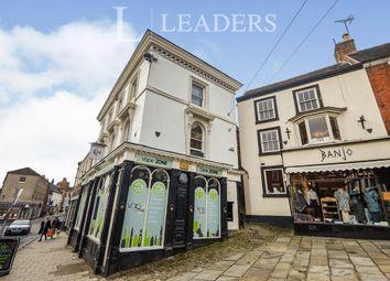 Thumbnail 1 bed flat to rent in St. John Street, Ashbourne